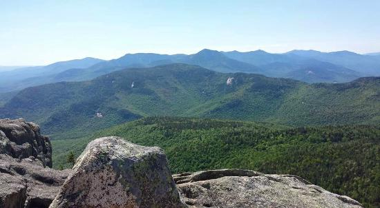 Mount Chocorua: Looking West