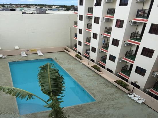 Saipan Ocean View Hotel: Swimming Pool
