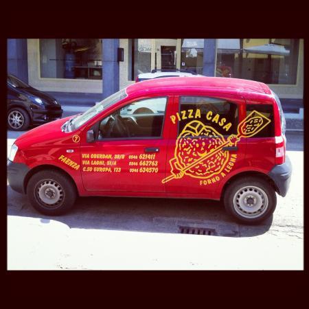 Pizza Casa Snc Di Naldi Roberto E Cataldo Gaetano Picture Of Pizza Casa Faenza Tripadvisor