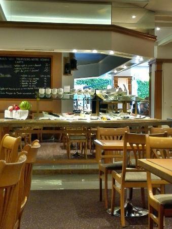 The 10 best restaurants near novotel suites geneve cointrin for Restaurant le jardin geneve