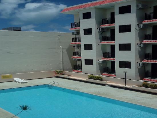 Saipan ocean view hotel bewertungen fotos for Angebote swimmingpool