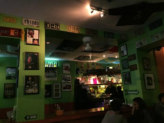 Kings Cross Bar: Local