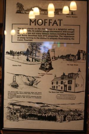 Coach & Horses Pub : Moffat info