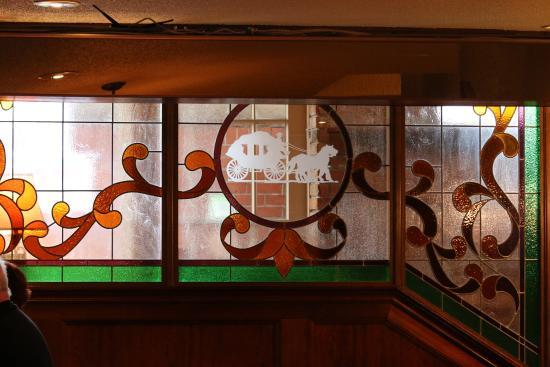 Coach & Horses Pub : inside