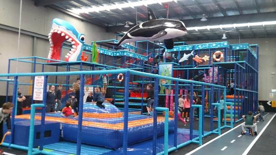 ‪Crocs Playcentre Derwent Park‬