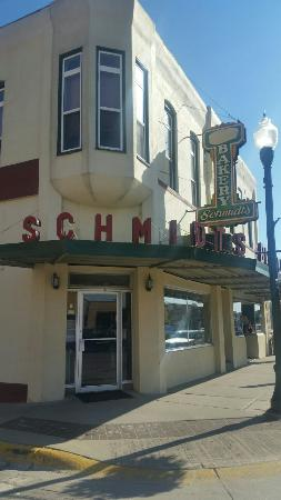 Saint James, MN: Schmidt's Bakery