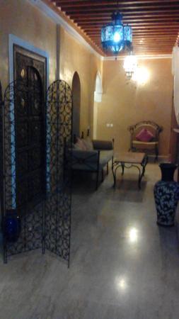 Riad L'Orchidee: Fuori dalla mia camera