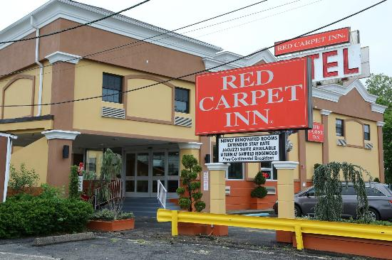 Red Carpet Inn Elmwood Park : exteriar