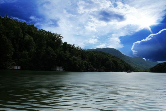 Lake Lure, Βόρεια Καρολίνα: Wonderful Sights