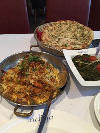 Indigo London Indian Restaurant