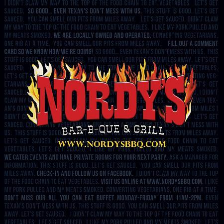 Nordy's Bar-B-Que & Grill : Logo