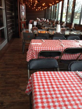 Nordy's Bar-B-Que & Grill : Available for private parties