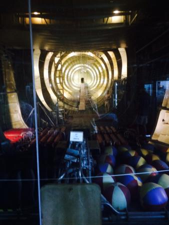 Oregon Air and Space Museum: Inside the Spruce Goose