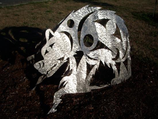 Public art in Arlington, WA