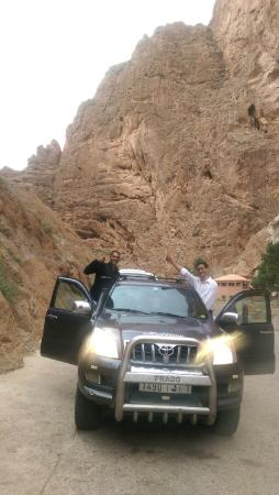 Soul Adventure 4x4 Day Tours: on the road