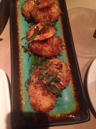 Bonefish Grill: Thai Shrimp Appetizer