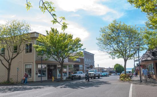 Downtown Edmonds