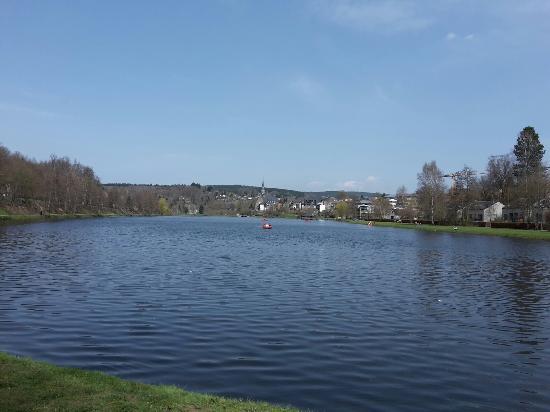 Vielsalm, Bélgica: Lac des Doyards