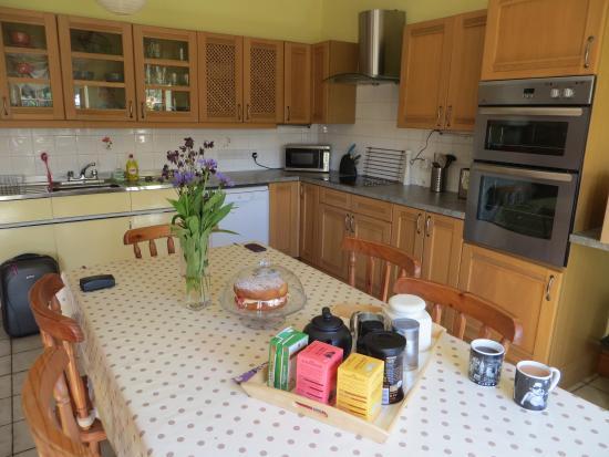 Lugwardine, UK: Country Kitchen