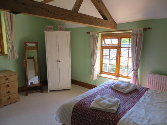 Lugwardine, UK: 2nd bedroom double bed
