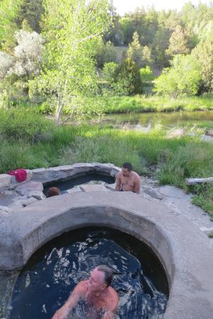 Montezuma Hot Springs照片