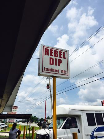 Rebel Dip Drive In
