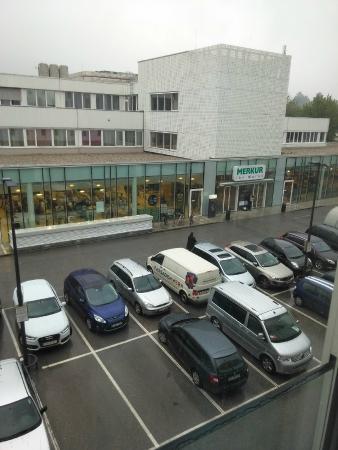Motel One Salzburg Sud Desde La Habitación