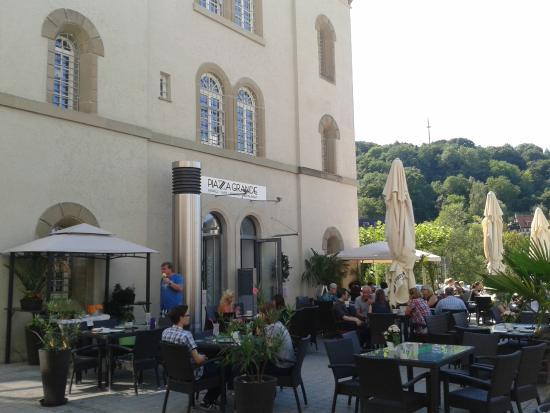 Piazza Grande Fam. Berardi: Nice drinks and ice-cream
