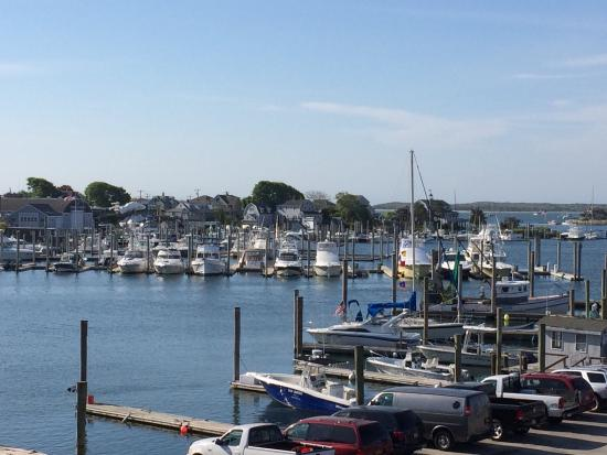 Dockside Restaurant: Beautiful waterfront with delicious food!!