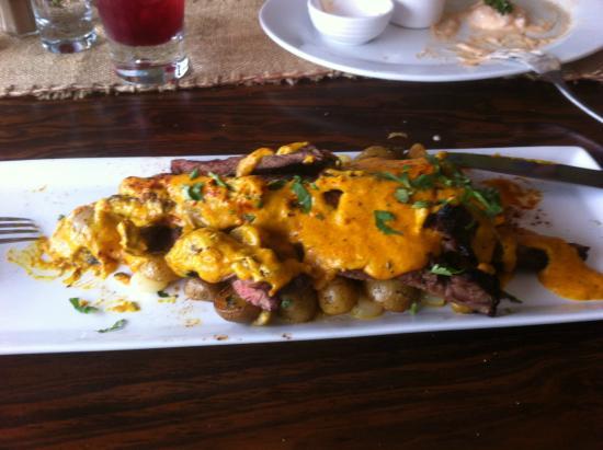 Pisco: Filete en salsa de 2 ajies