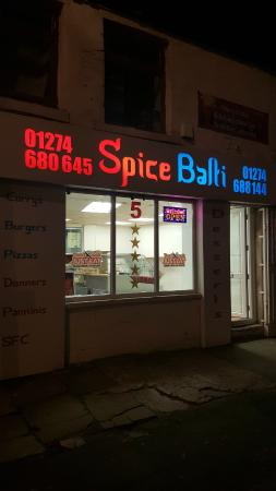 Spice Balti House
