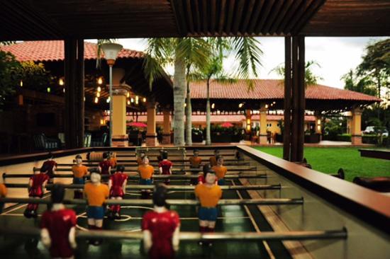 Hotel Paloverde - Villas Campestres: salon de juegos