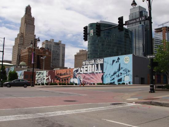 Power And Light District: Mural
