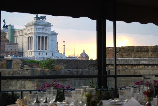 Ristorante Roof Garden Hotel Forum Roma
