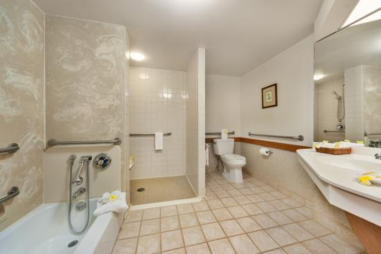 Ada Bathroom Picture Of Ka Anapali Beach Hotel Lahaina Tripadvisor