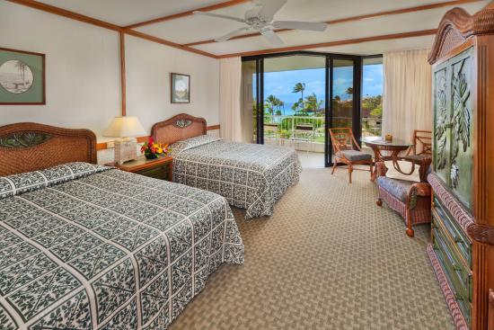 Kaanapali Beach Hotel Partial Ocean View