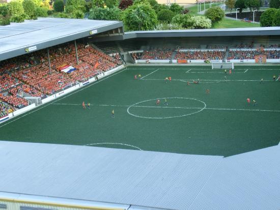 Haag, Holland: Estadio
