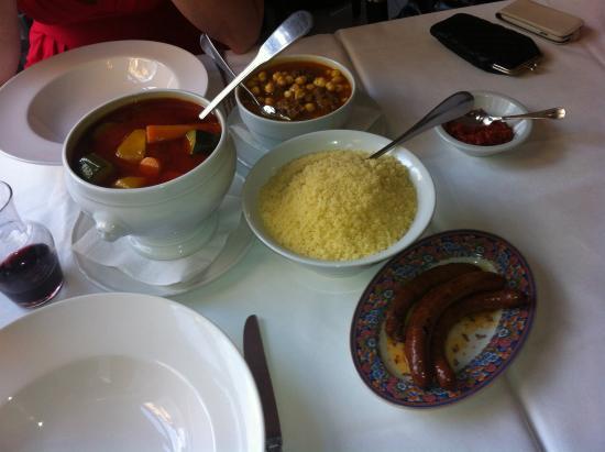 Restaurant Strasbourg Sheherazade