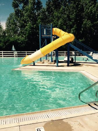 WorldMark Wolf Creek: Wolf Creek pool