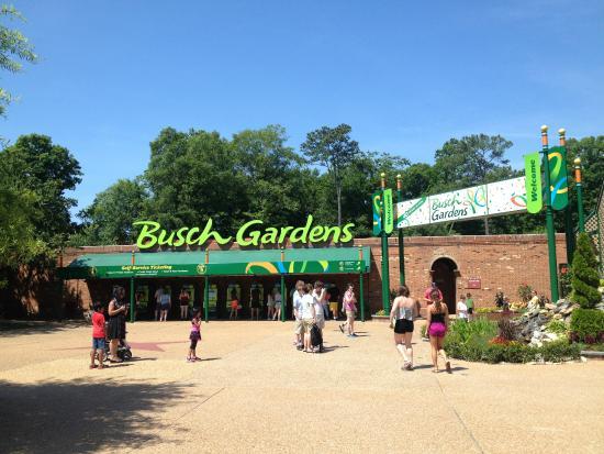 Busch Gardens Picture Of Busch Gardens Williamsburg