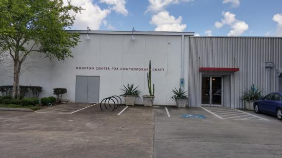 Houston center for contemporary craft houston for Houston center for contemporary craft