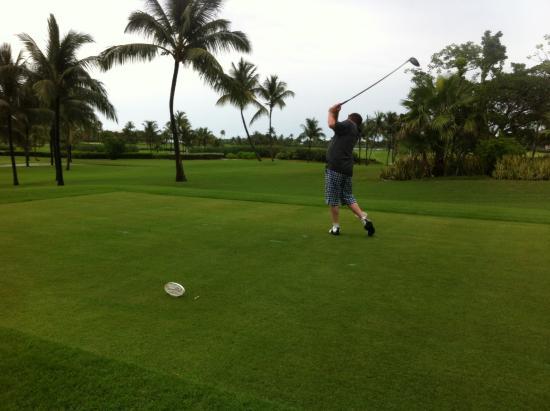 Ocean Club Golf Course Photo