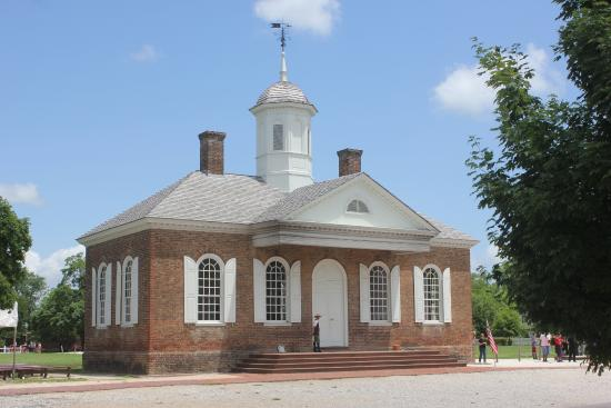 Marvelous Colonial Williamsburg: Post Office
