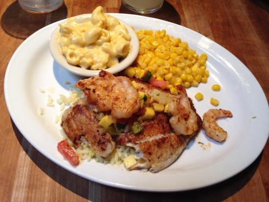 Talapia with mango chutney - Picture of Cheddar\'s Scratch Kitchen ...
