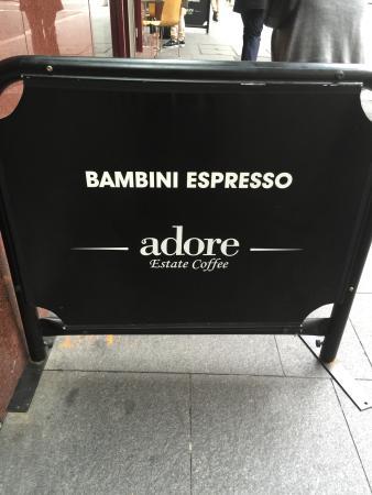 Bambini Espresso