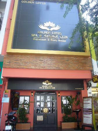 Golden Lotus Spa & Massage