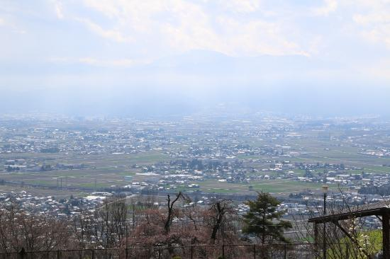 Matsumoto Alps Park : 眺望