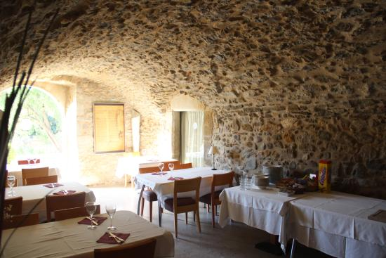 Arcs De Monells : Breakfast room