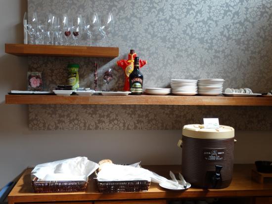 Sun Moon Lake Karuizawa Villa B&B : 'breakfast buffet''