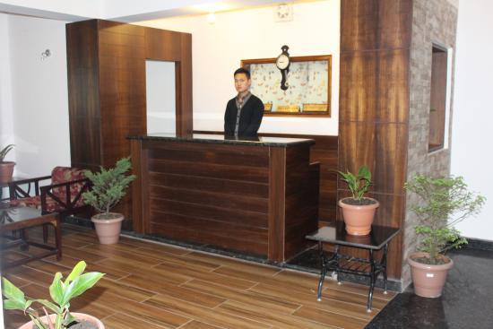 Hotel Sanderling: Reception
